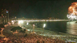 Live streaming video takes viewers to Rio de Janeiro for the New Year's Eve festivities.