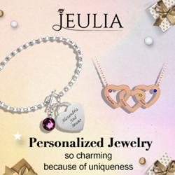 Jeulia Personalized Jewelry