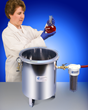 Mass-Vac's New Vacuum Degassing Chamber Removes  Air, Gas, & Water Vapors