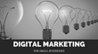 Digital Marketing for Small Businesses: Shweiki Media Printing Company Presents a New Webinar Featuring Key Marketing Tactics