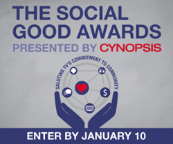 Cynopsis Social Good Awards Deadline Jan. 10 2018