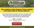 Defense Daily Announces Registration For The Modular Open Systems Summit Is Now Open – The New Event Has A 10-Year History To Back It