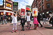 Tangelo Launches WalkWoke, the First Resistance Movement App for Creating Powerful Protest Signs