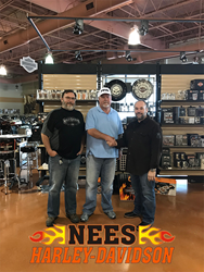 Left to Right: Mike Nees, Phil Nees, George Tragos