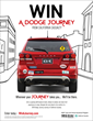 Last Chance for Educators to Enter California Casualty's Dodge Journey Giveaway