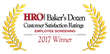 CSS Inc. Achieves Prestigious Ranking as a Top Screening Provider by HRO Today's Baker's Dozen