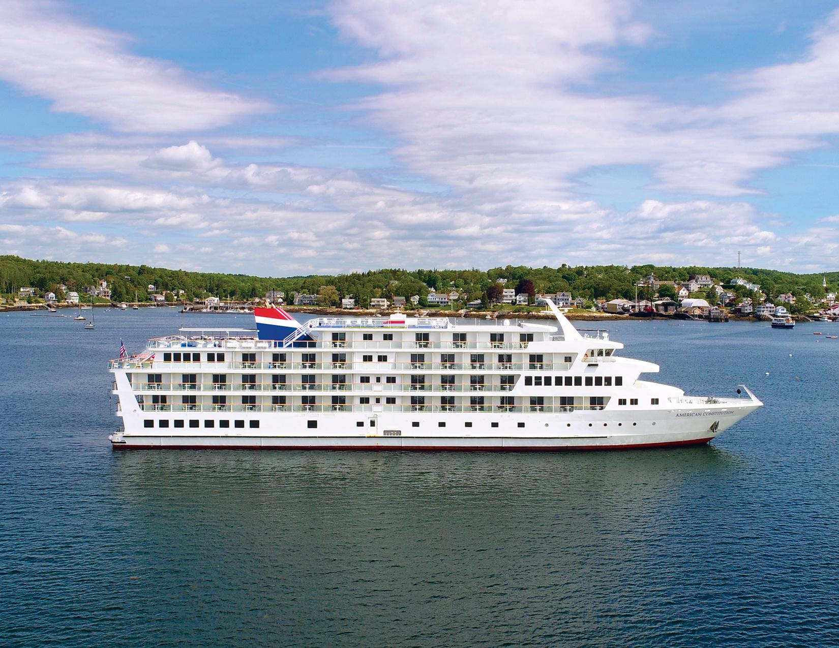 American Cruise Lines Announces Sponsorship Of PBS' Washington Week