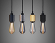 Buster + Punch, BUSTER Bulb, LED Lights, LED Bulb, DRS and Associates, Eco Bulbs, LED Edison Light Bulb, Massimo Minale, Industrial Lightings, GOOD DESIGN
