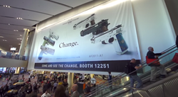 Arsenal Firearms SHOT Show Banner, Created by Xibit Solutions