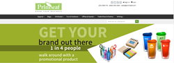 Printleaf Promotional Products Site
