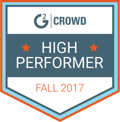 Mura Named High Performer on G2 Crowd