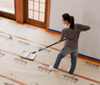 Ram Board Introduces Painter's Board, the New Standard for Floor Protection While Painting