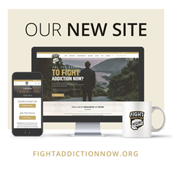 FightAddictionNow.org New Website