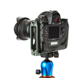 3 Legged Thing's QR11-FB is designed specifically for large pro cameras and gripped bodies