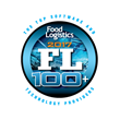 Food Logistics Top 100 Software and Technology Provider - Blue Horseshoe
