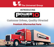 The Universal Group Introducing Power 10 Parts
