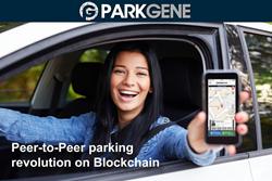 PARKGENE Peer-to-Peer Parking