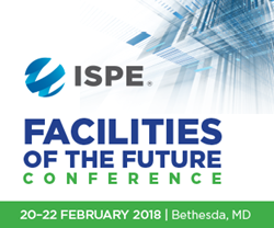 2018 ISPE Facilities of the Future Conference