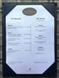 menu holders