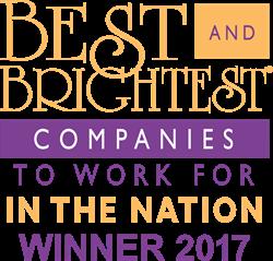 Staffing Software provider wins prestigious company culture award.