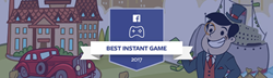 AdVenture Capitalist Facebook Instant Game of the Year