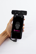 Bellus3D Face Camera Pro with phone photo
