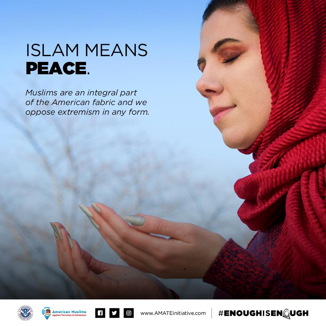 American Muslims Are Saying #EnoughisEnough