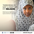 Terrorism is Not a Part of My Religion
