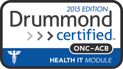 Practice EHR Earns ONC 2015 Edition Health IT Certification from Drummond Group LLC