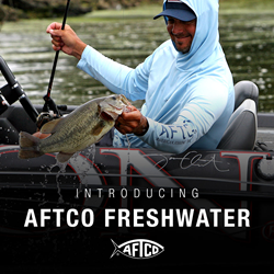 Introducing AFTCO Freshwater