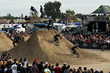 Monster Energy's Kyle Baldock Takes Second at the Toyota BMX Triple Challenge at Monster Energy Supercross in Anaheim