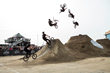 Monster Energy's Colton Walker Takes Third at the Toyota BMX Triple Challenge at Monster Energy Supercross in Anaheim