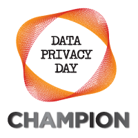 Data Privacy Day 2018 Champion Badge