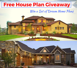 Image of Free House Plan Giveaway from The Plan Collection