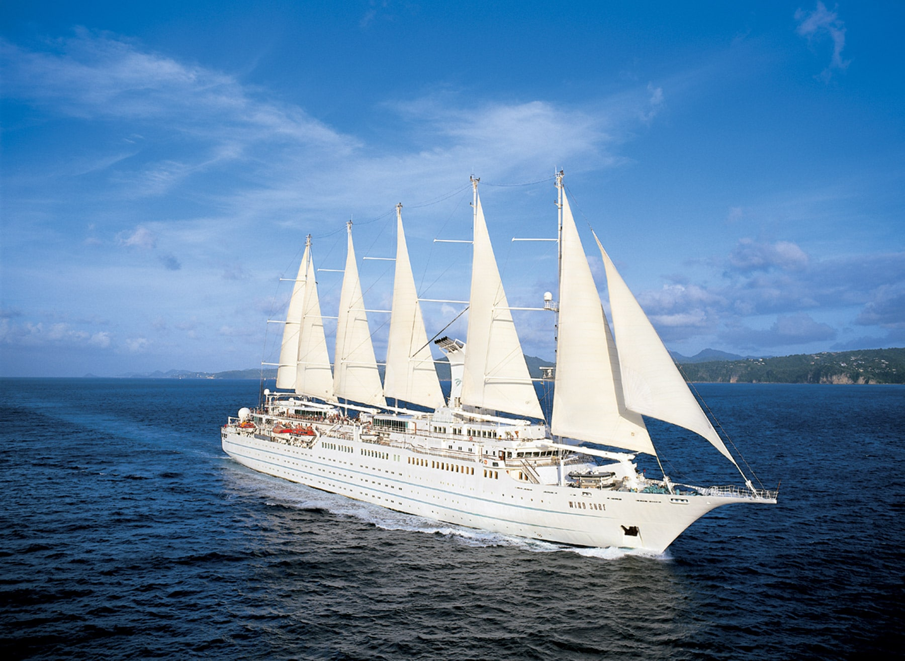 Windstar Cruises Sails Into 2018 With Numerous Travel