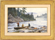 "Ogden Minton Pleissner (American, 1905-1983) ""A Big One Hooked"", estimated at $80,000-120,000."