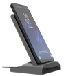 Scosche Qi DOCK POWERBANK™ Qi Wireless Charging Dock & Powerbank