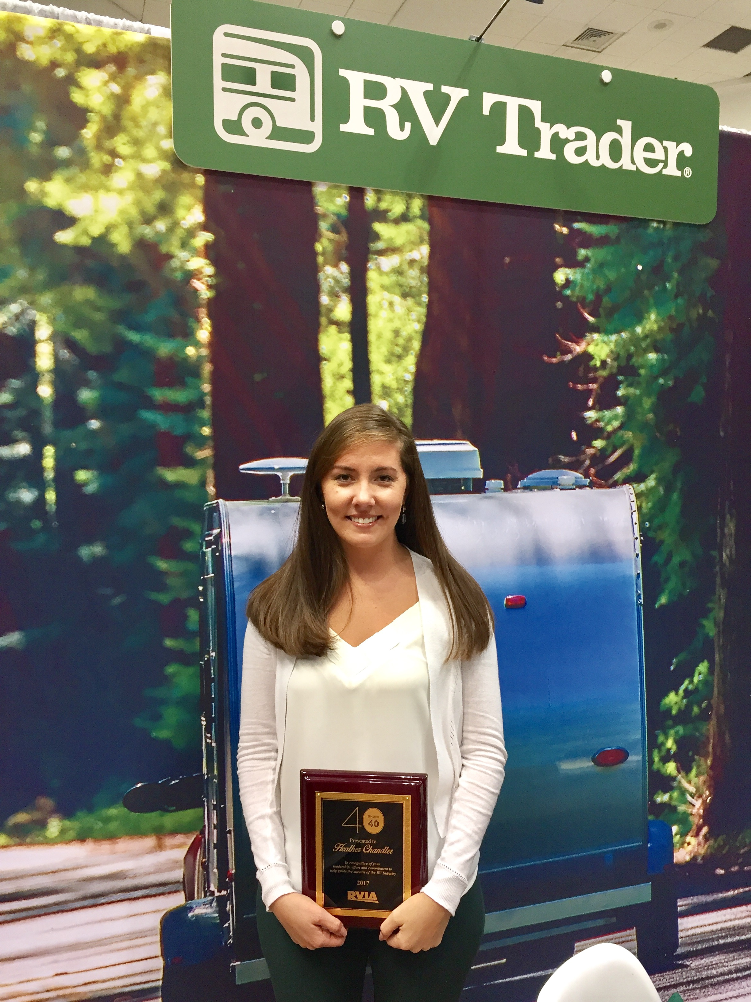 """Rv Trader Online >> Heather Chandler Named to RVIA's """"40 Under 40"""" list for 2017"""