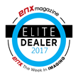 Thermocopy Chosen as a 2017 Elite Dealer by ENX Magazine