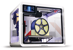 The new EVO Additive Manufacturing Center from Airwolf 3D