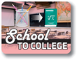 "Red Comet Launches ½ Credit Online Course: ""School to College"""