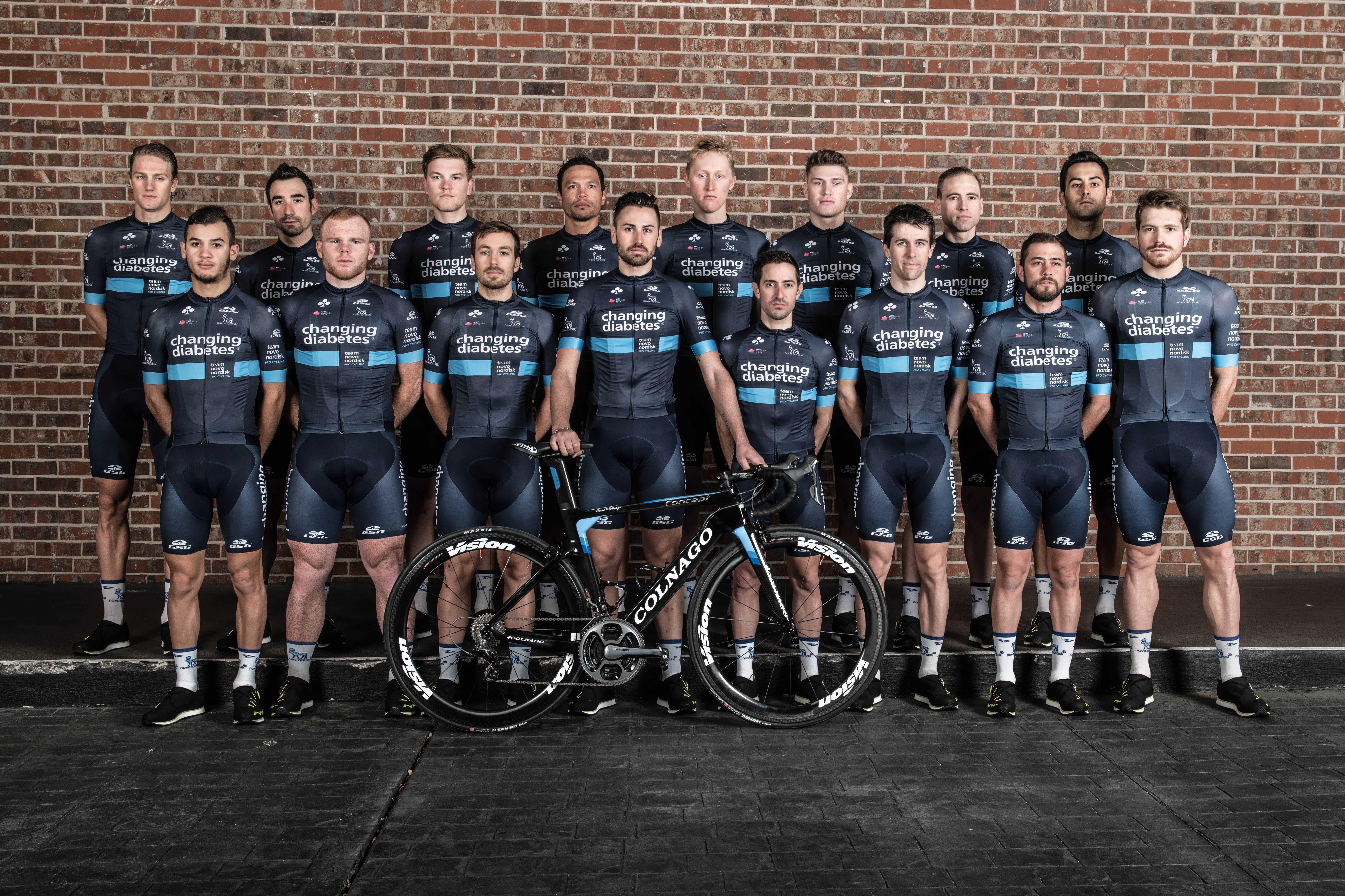 Team: Team Novo Nordisk And Giessegi Srl Announce Partnership