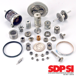 Components from SDP/SI 2018