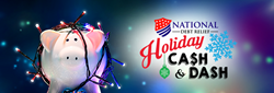 national debt relief cash and dash sweepstakes