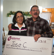 Rowlett Retiree Starts the New Year with $49,999.99 Prize for Good Savings Habits
