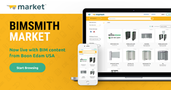 Boon Edam Partners with BIMsmith