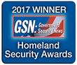 Desktop Alert Named Best Best Mass Notification System by GSN 2017 Homeland Security Awards