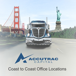 Accutrac Capital, Invoice Factoring Company, Freight Factoring, Sienna Transportation Finance
