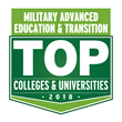 Trident University Acknowledged as a 'Top School' by Military Advanced Education & Transition