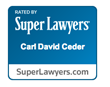 Dallas-Fort Worth Criminal Defense Attorney Carl David Ceder Has Been Named as 2018 Super Lawyer Rising Star Attorney by Texas Monthly Magazine